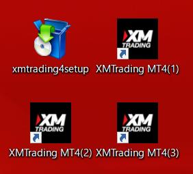 MT4を複数インストール